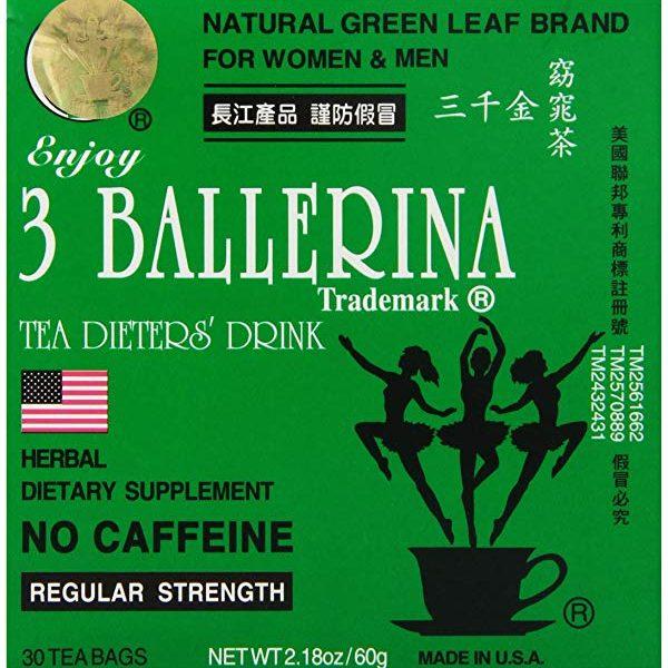 3 ballerina herbal colombia cali bogota medellin pereira