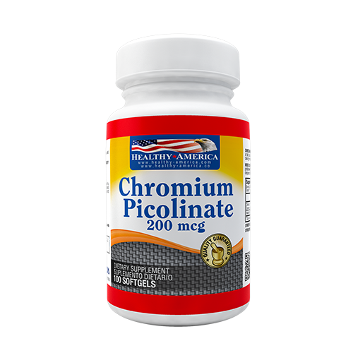 CHROMIUM-PICOLINATE