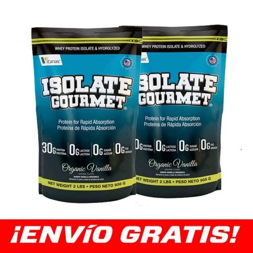 Isolate gourmet proteina cali, bucaramanga, pereira, Bogota