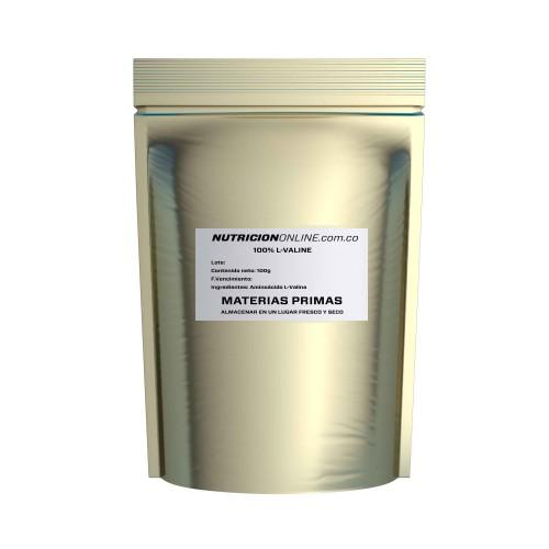 L- Valina aminoácido de colombia cali bogota medellin pereira