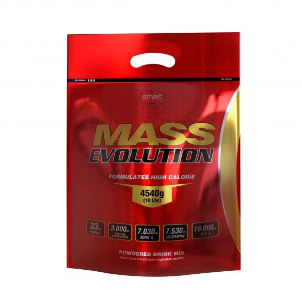 mass evolution 10 libras