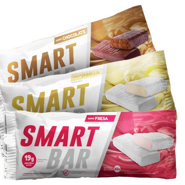 smartbar barras de proteina smart bar colombia medellin cali bogota