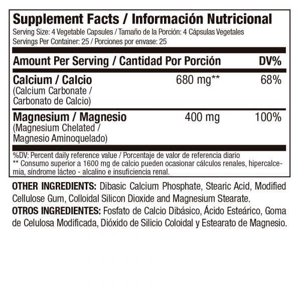 magnesio-chelated