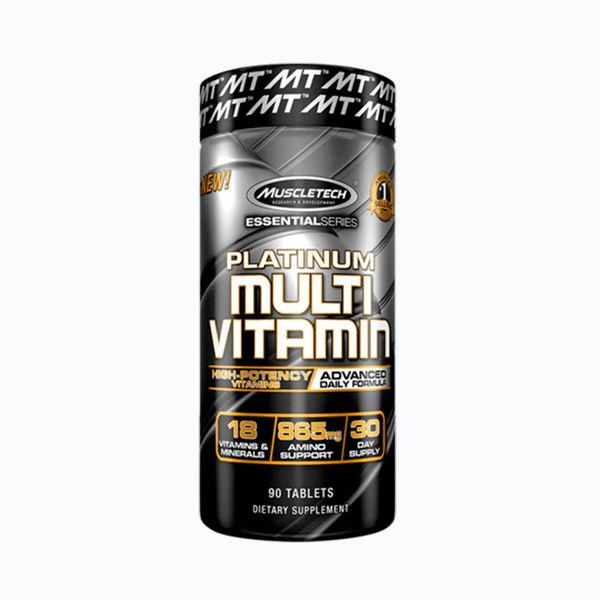 platinum multivitamina cali bogota muscletech colombia