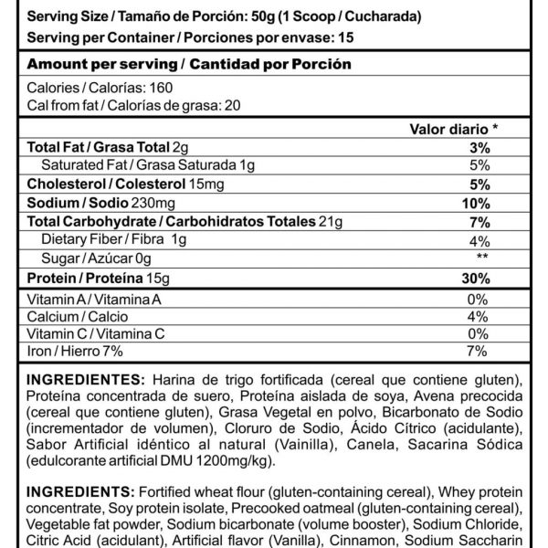 Tabla-nutricional-pancake-tradicional-