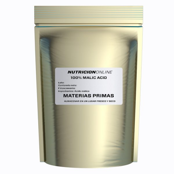 acido malico malic acid polvo colombia cali bogota medellin suplementos